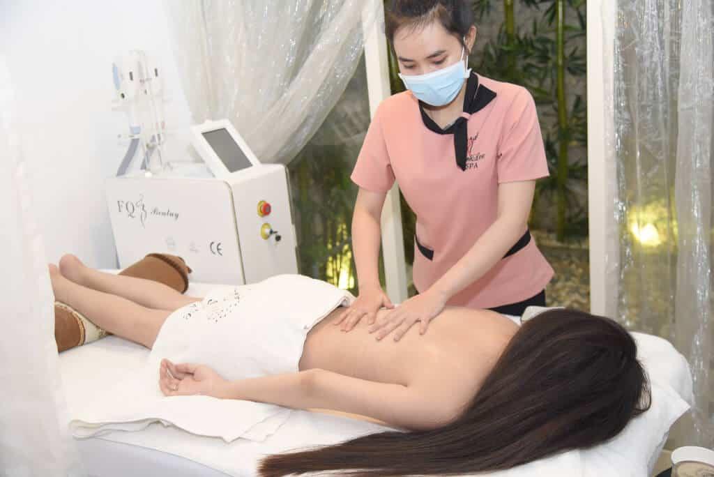 Top 06 Spa Tốt Nhất Quận Phú Nhuận - TP.HCM -  - Thẩm Mỹ Viện Anh Lee Spa | Thẩm Mỹ Viện Diamond Lotus Beauty - Skincare | Thẩm Mỹ Viện Mộc Liên 13