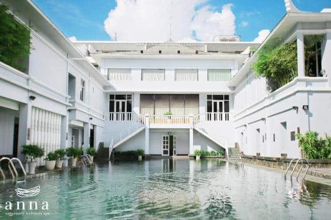 Top 05 Hồ Bơi Đẹp Sang Chảnh Tại Thành Phố Hồ Chí Minh - hồ bơi đẹp - Anna Spa | Hồ bơi Equatorial | Hồ bơi Landmark 13