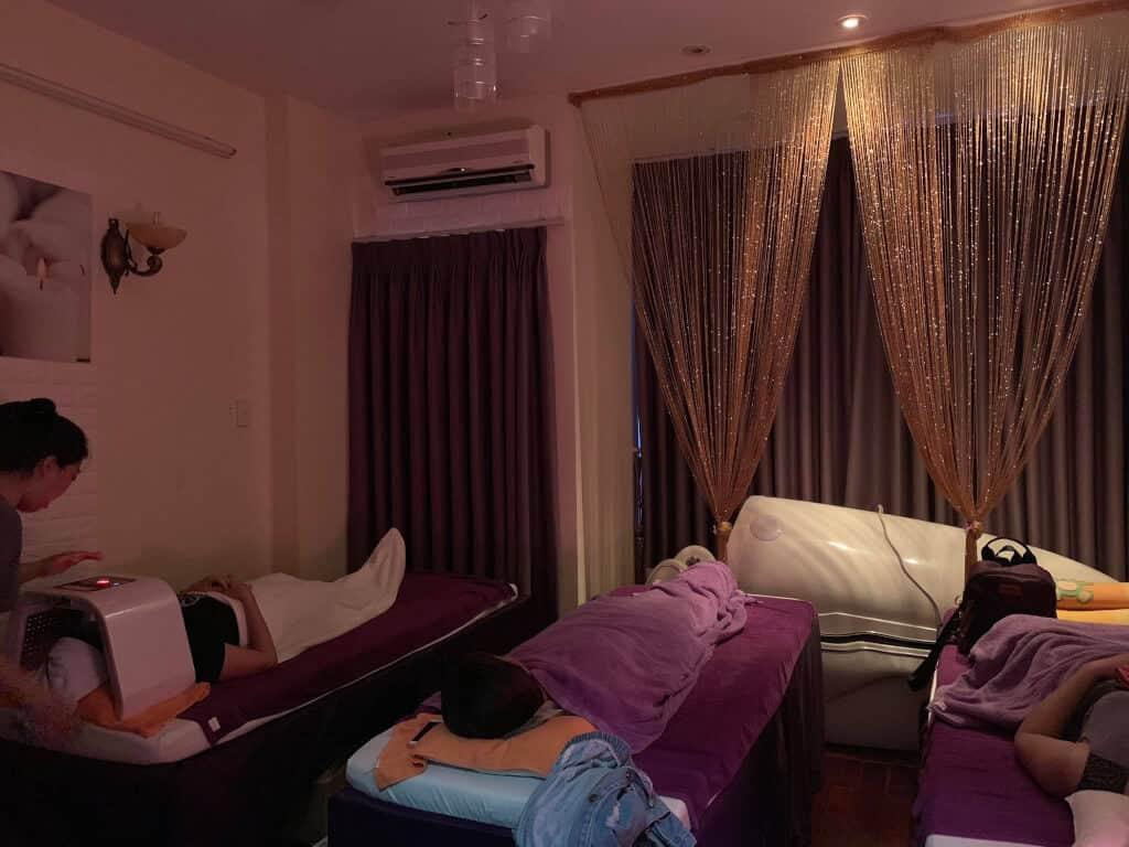 Top 06 Spa Tốt Nhất Quận Phú Nhuận - TP.HCM -  - Thẩm Mỹ Viện Anh Lee Spa | Thẩm Mỹ Viện Diamond Lotus Beauty - Skincare | Thẩm Mỹ Viện Mộc Liên 21