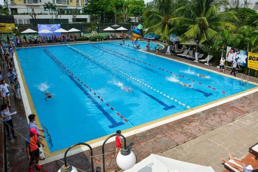 Top 05 Hồ Bơi Đẹp Sang Chảnh Tại Thành Phố Hồ Chí Minh - hồ bơi đẹp - Anna Spa | Hồ bơi Equatorial | Hồ bơi Landmark 19
