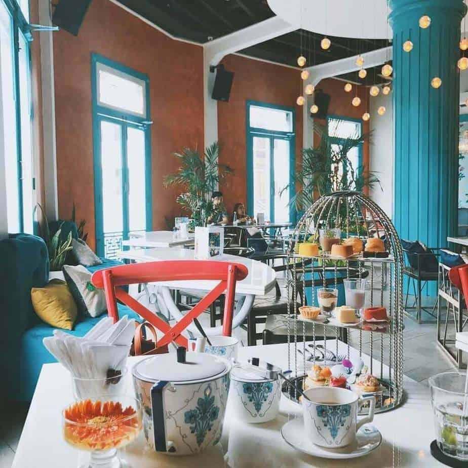 Top 05 Địa Chỉ Quán Cà Phê Ngon Đẹp Tại Quận 1 - quán cà phê đẹp quận 1 - Banksy Cafe | Bason Cafe | Cà Phê 33