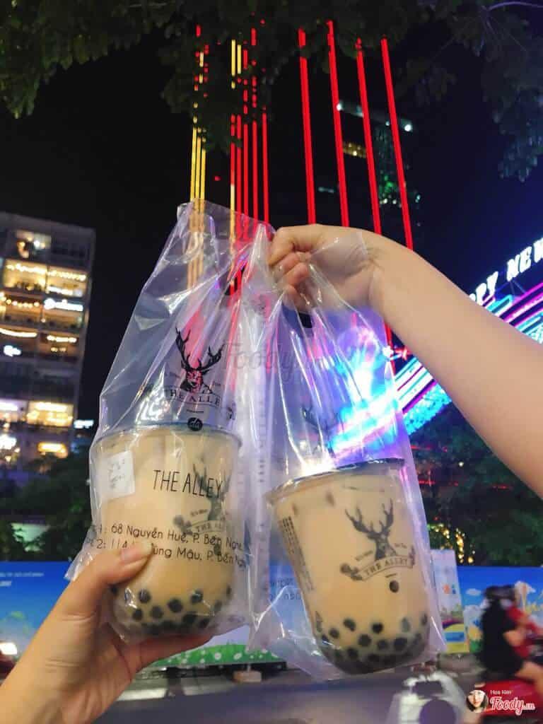 Top 05 Địa Chỉ Quán Trà Sữa Ngon Giá Rẻ Tại Quận 4 - quán trà sữa ngon giá rẻ tại quận 4 - Now tea | The Alley | Trà sữa Alibaba 37