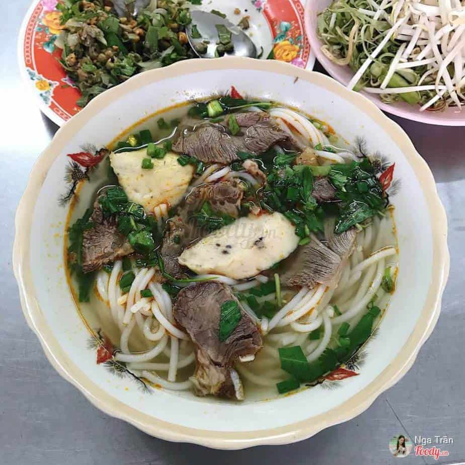 Top 08 Địa Chỉ Quán Bánh Canh Ngon Tại TP Hồ Chí Minh - địa chỉ quán bánh canh ngon tại tp hồ chí minh - Bánh canh bò viên | Bánh canh bột lọc Bích Liên | Bánh canh cá lóc Anh Mãi 65