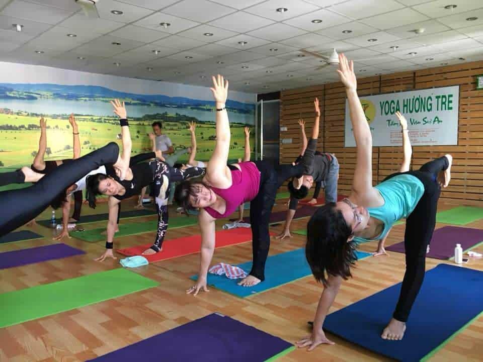 Top 05 Địa Điểm Phòng Tập Yoga Tốt Tại TPHCM 1