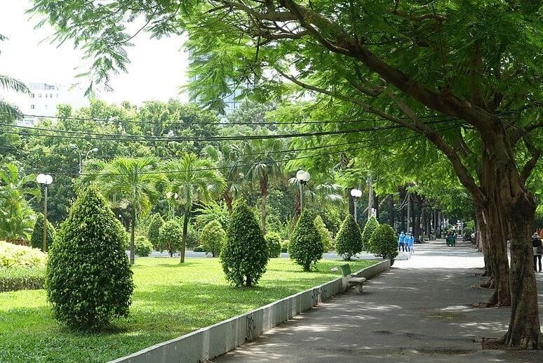 Top 06 Công Viên Trượt Patin Tại Sài Gòn - - Công viên 23/9 | Công viên Chi Lăng | Công viên Gia Định 13