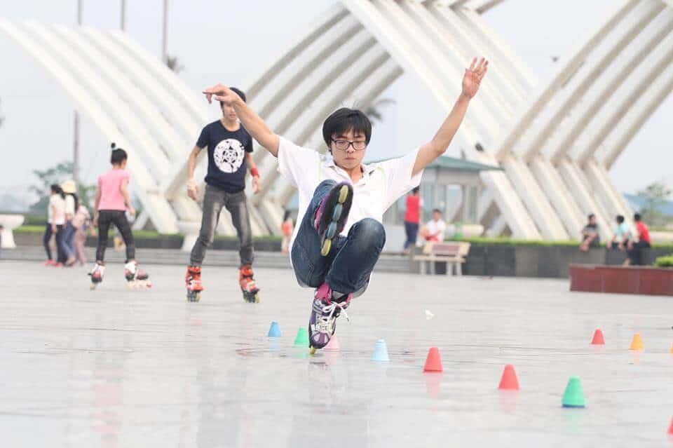 Top 06 Công Viên Trượt Patin Tại Sài Gòn -  - Công viên 23/9 | Công viên Chi Lăng | Công viên Gia Định 69