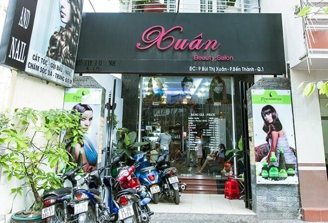 Hóa hot girl thần tốc với 7 SALON TÓC đẹp - rẻ có tiếng ở Sài Gòn