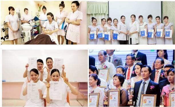 Top 05 Trung Tâm Dạy Chăm Sóc Da Uy Tín và Chất Lượng HCM - học chăm sóc da - ANA Beauty Academy | HỌC VIỆN SẮC ĐẸP - QUEEN SPA | Miss Tram Academy 39