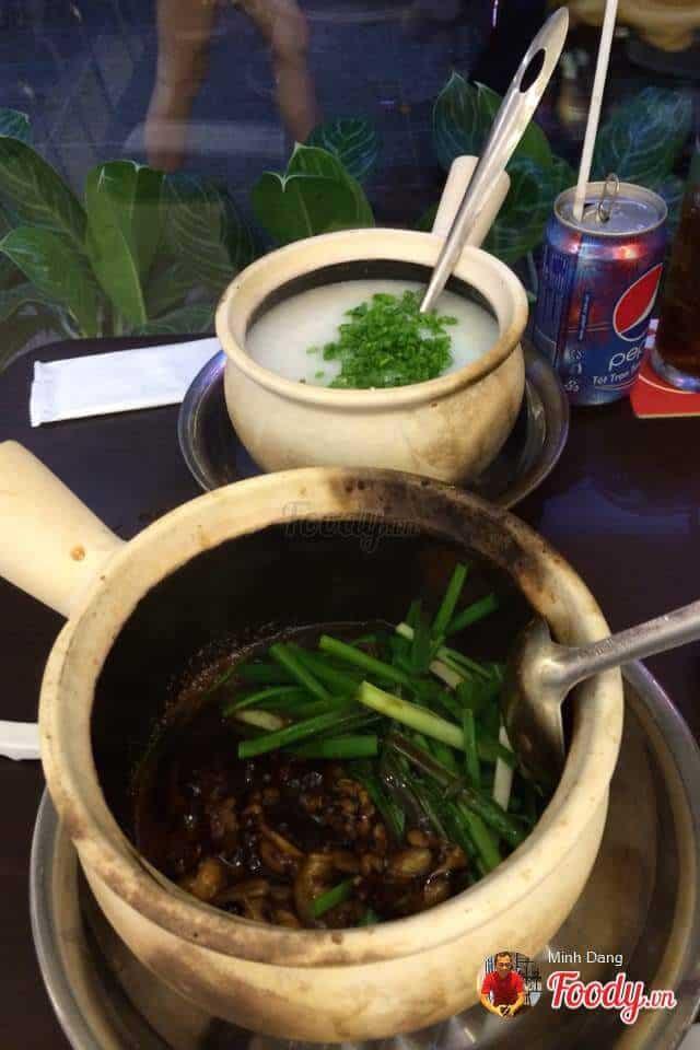 Top 05 Danh Sách Tiệm Chuyên Bán Cháo Ếch Singapore Tại HCM -  - Cháo ếch Lion City   Cháo ếch vỉa hè Cách Mạng Tháng Tám   Geylang Lor 9 37
