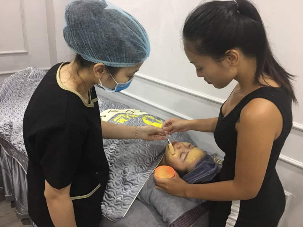 Top 05 Trung Tâm Dạy Chăm Sóc Da Uy Tín và Chất Lượng HCM - học chăm sóc da - ANA Beauty Academy | HỌC VIỆN SẮC ĐẸP - QUEEN SPA | Miss Tram Academy 27