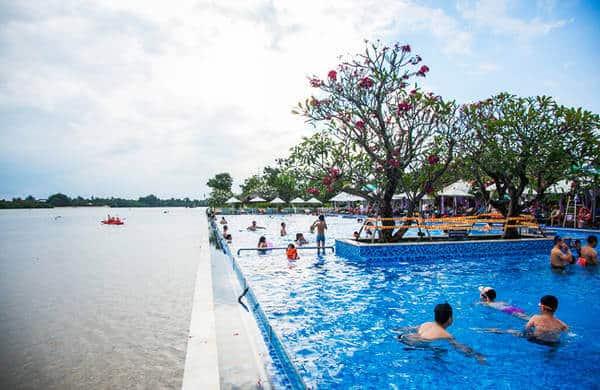 Top 06 Khu Du Lịch Sinh Thái Đẹp Tại Sài Gòn và Tỉnh Lân Cận -  - Công viên Vinhomes Central Park   Khu Du Lịch BCR   Khu du lịch sinh thái Tre Việt 19