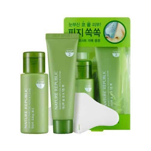 Nature Republic - Thương hiệu mỹ phẩm Hàn Quốc