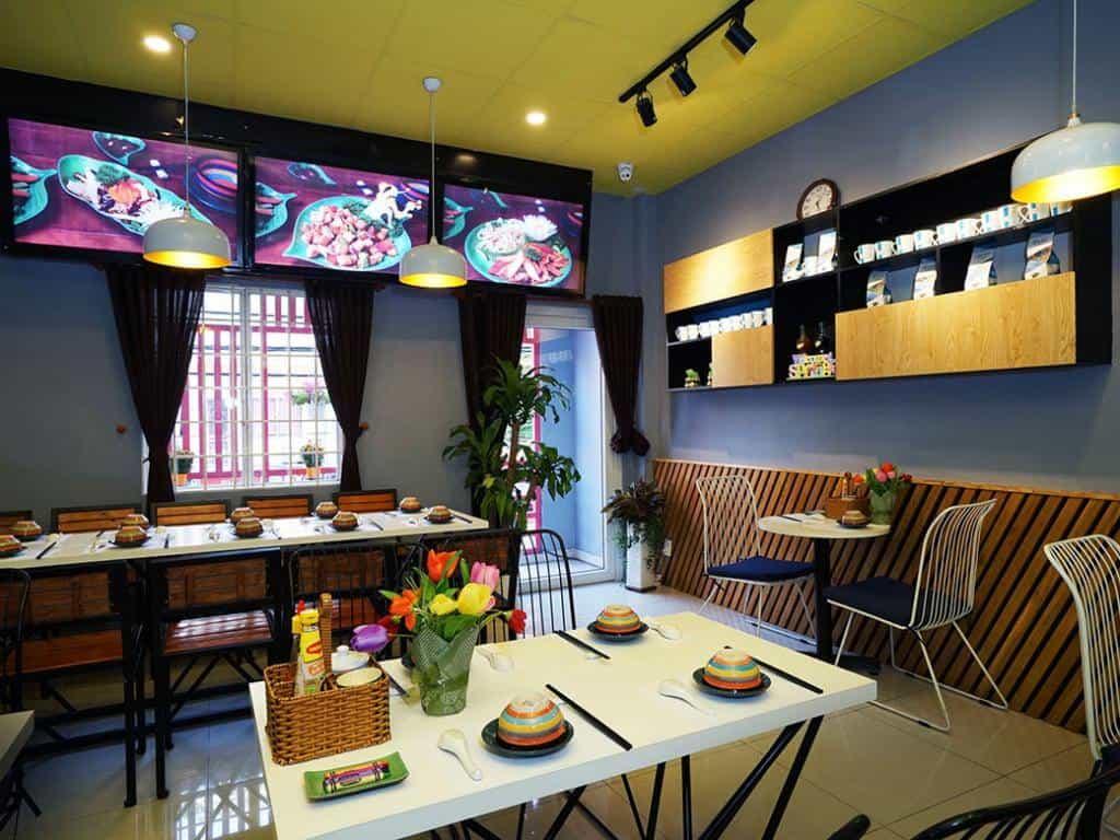 Top 05 Địa Chỉ Nhà Hàng Chay Ngon Nhất Quận 1 TPHCM -  - Ăn Chay | Chay BM'S - Nhà hàng Bốn Mùa Chay | Nhà hàng chay Ba Lá 19