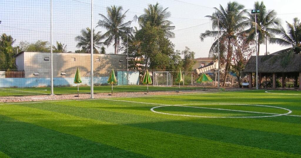 Top 04 Địa Chỉ Sân Bóng Đá Mini Tại Quận Tân Bình -  - Bóng Đá | Khu liên hợp TDTT Trường Hải | Sân 367 mới 9