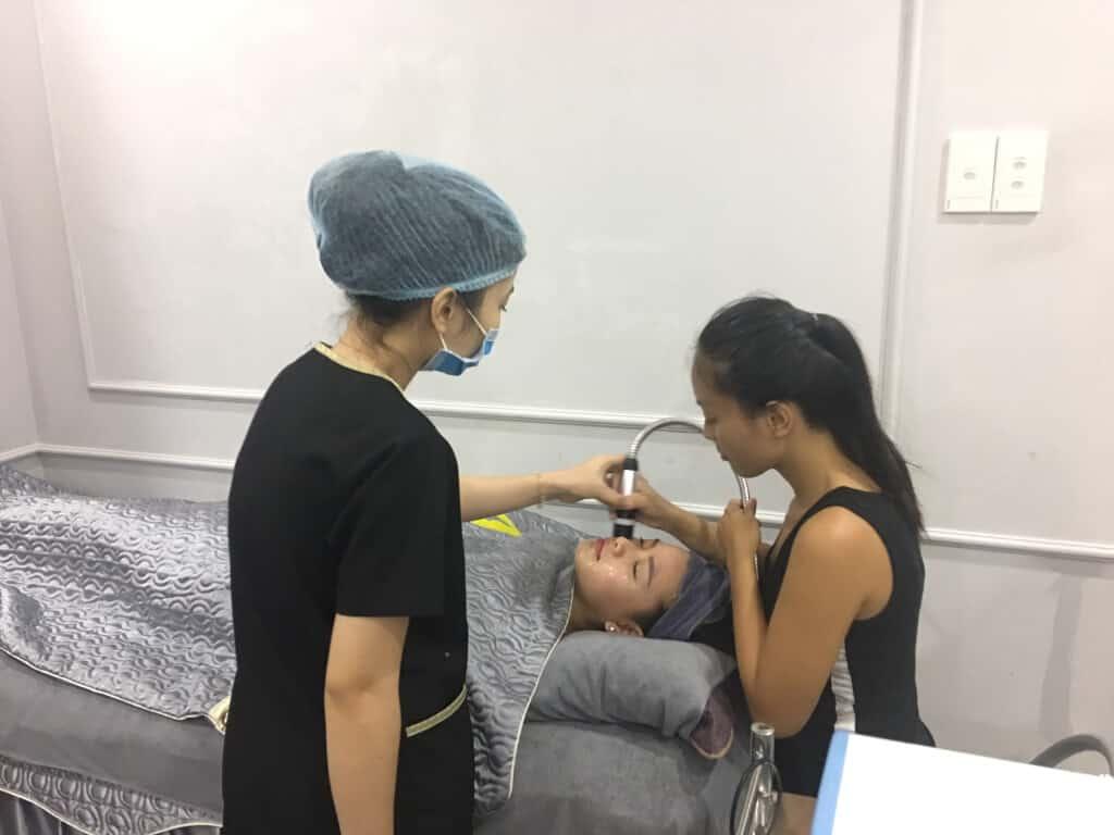 Top 05 Trung Tâm Dạy Chăm Sóc Da Uy Tín và Chất Lượng HCM - học chăm sóc da - ANA Beauty Academy | HỌC VIỆN SẮC ĐẸP - QUEEN SPA | Miss Tram Academy 29