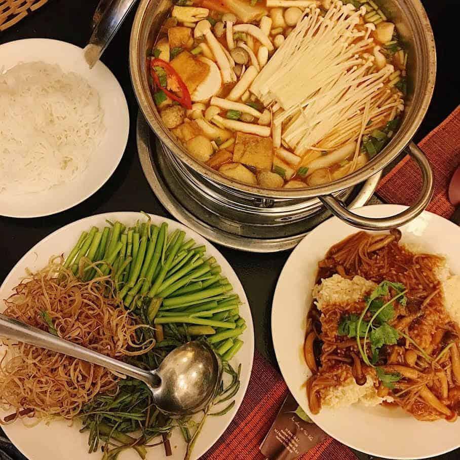 Top 05 Địa Chỉ Nhà Hàng Chay Ăn Thanh Đạm Nổi Tiếng Sài Gòn 13