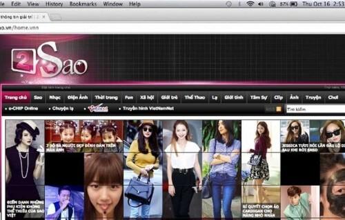 2sao.vn website thông tin giải trí hàng đầu tại Việt Nam
