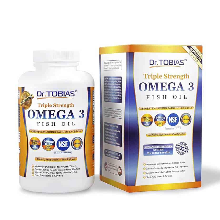 Top 5 Thực Phẩm Chức Năng Bổ Sung Dinh Dưỡng Của Mỹ Tốt Hiện Nay -  - Doctor's Best High Absorption coQ10 | Dr.Tobias Omega 3 Fish Oil | Hyperbiotics PRO-15 15