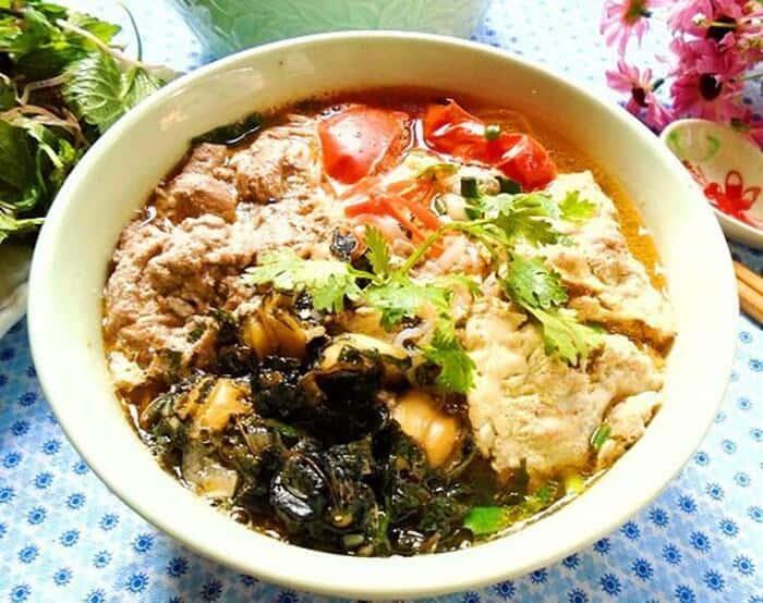 Top 5 Quán Bún Riêu Ngon Tại Tp Hồ Chí Minh -  - Bảy Bún Riêu | Bún riêu | Bún riêu bạch tuộc Nguyễn Thị Tần 19
