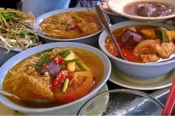 Top 5 Quán Bún Riêu Ngon Tại Tp Hồ Chí Minh -  - Bảy Bún Riêu | Bún riêu | Bún riêu bạch tuộc Nguyễn Thị Tần 17