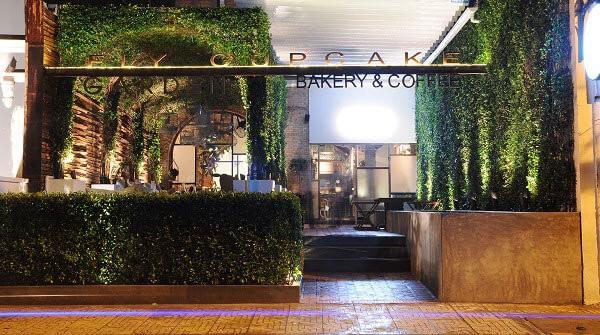 Top 07 Quán Cà Phê Nhiều Cây Xanh Tại Hồ Chí Minh -  - Cafe bản Sonate | Café Terrace | Fly Cupcake Garden 39