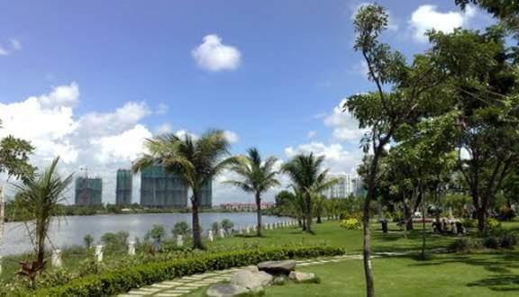 Công Viên Bờ Sông Panorama công viên vui chơi đẹp ở quận 7