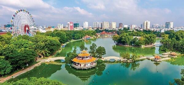 Top 06 Địa Điểm Vui Chơi Thư Giãn Cuối Tuần Tại Sài Gòn 3