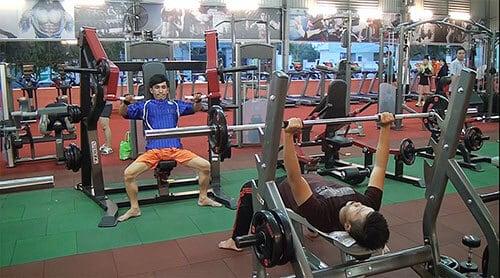 Những Địa Chỉ Tập Gym Tại Quận 3 9