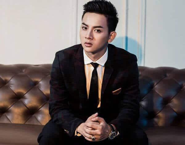 Hoài Lâm nam ca sĩ đẹp trai nhất việt nam