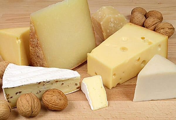 Top 8 Thực Phẩm Giúp Bạn Tăng Cân An Toàn Và Hiệu Quả - - Bơ Đậu Phộng | Pho Mát | Sữa 27