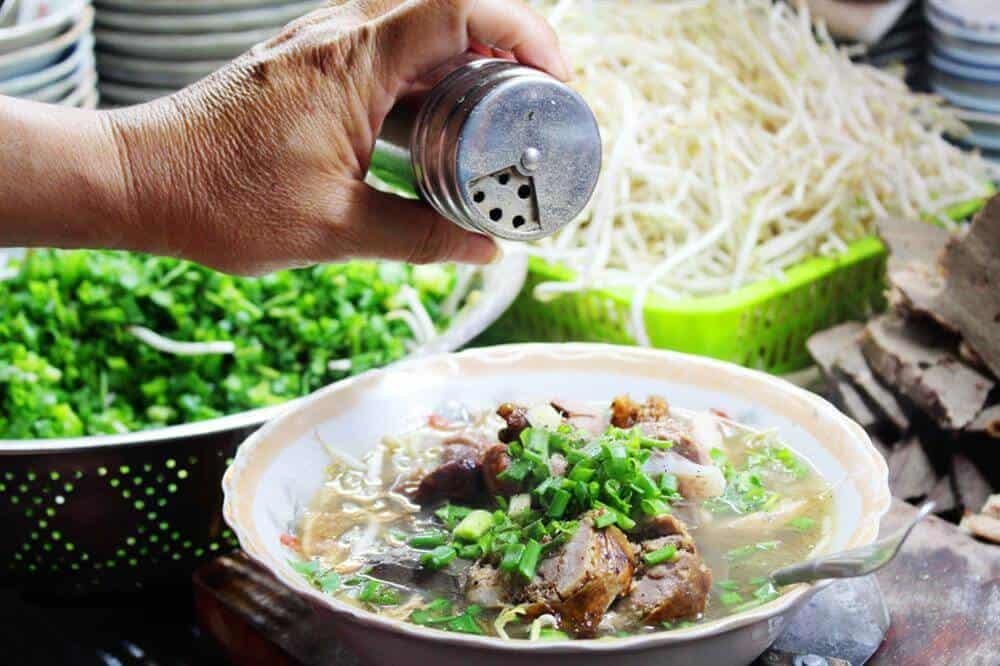 Top 06 Quán Bánh Hỏi Cháo Lòng Bình Định Tại Sài Gòn -  - Bình Định | Hà Thanh 2 | Món Quê 45