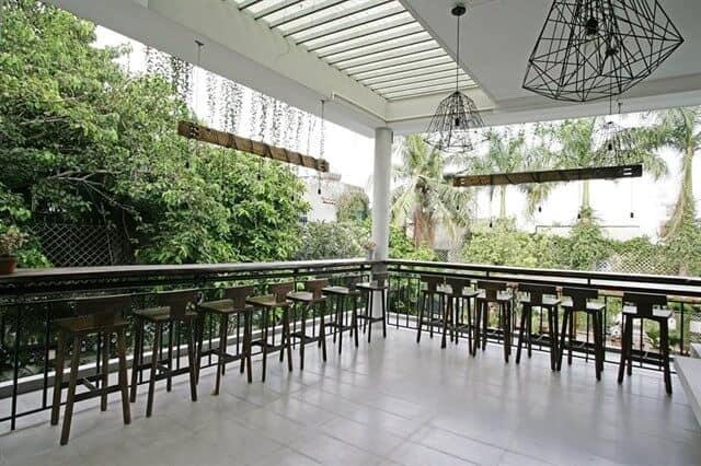 Top 07 Quán Cà Phê Nhiều Cây Xanh Tại Hồ Chí Minh -  - Cafe bản Sonate | Café Terrace | Fly Cupcake Garden 51