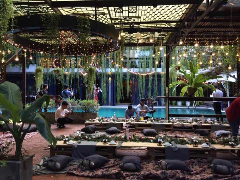 Top 07 Quán Cà Phê Nhiều Cây Xanh Tại Hồ Chí Minh -  - Cafe bản Sonate | Café Terrace | Fly Cupcake Garden 49