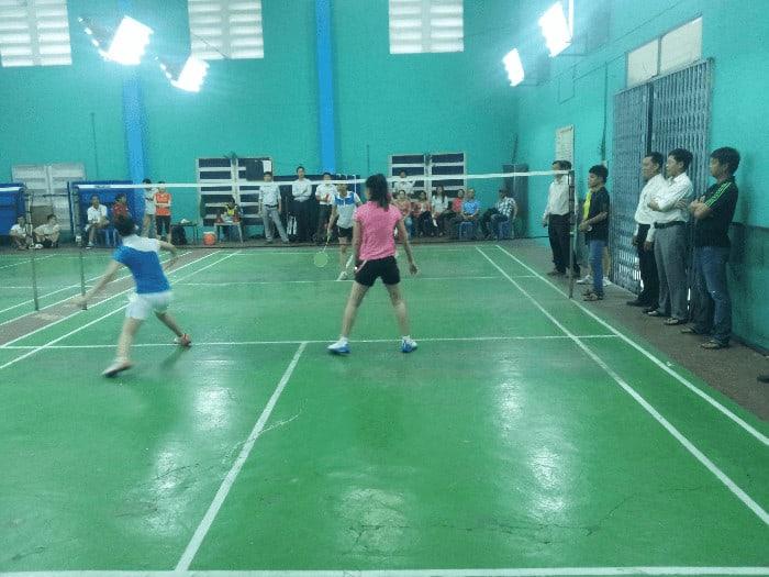 Top 5 Sân Đánh Cầu Lông Tại Quận 3 Sài Gòn -  - Sân cầu lông Ga Hoà Hưng | Sân cầu lông Marie Curie | Sân cầu lông T78 11