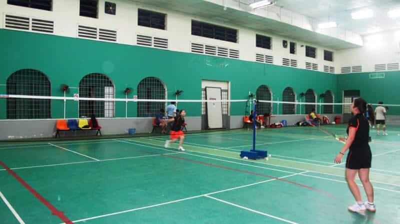 Top 5 Sân Đánh Cầu Lông Tại Quận 3 Sài Gòn -  - Sân cầu lông Ga Hoà Hưng | Sân cầu lông Marie Curie | Sân cầu lông T78 13