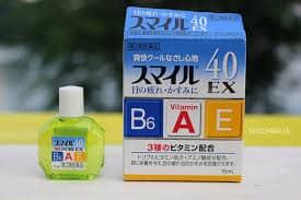 Top 05 Loại Thuốc Nhỏ Mắt Tốt, An Toàn Cho Người Cận Thị - thuốc nhỏ mắt cho người cận thị - Bổ Mắt | Nhỏ Mắt Rohto Nhật Bản | Thuốc Nhỏ Mắt 40 MK Customer Nhật Bản 15