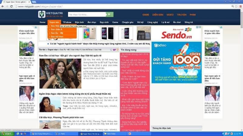 website thông tin giải trí hàng đầu tại Việt Nam