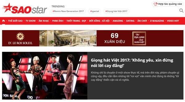 - Top 07 Website Thông Tin Giải Trí Hàng Đầu Tại Việt Nam