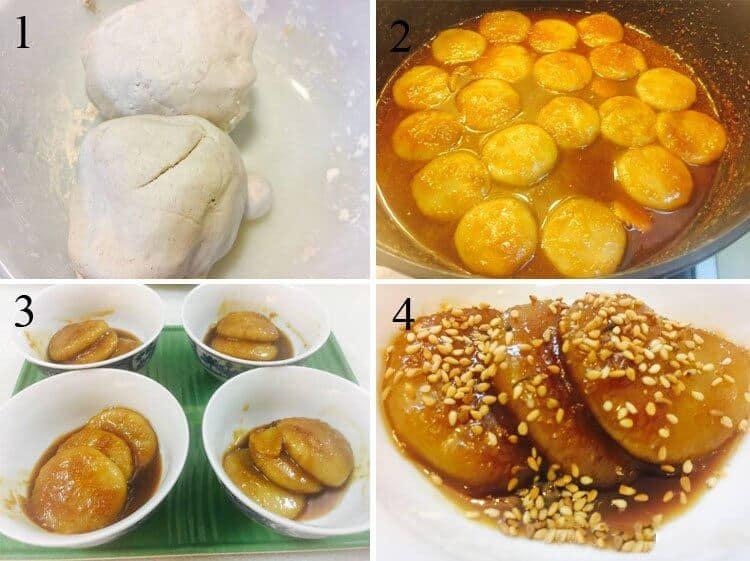 Top 03 Món Bánh Ngon Từ Bột Sắn Dây Tốt Cho Sức Khỏe -  - Bánh Bột Sắn Dây Nếp | Bánh Khuôn | Bánh Kuzumochi Nhật Bản 17