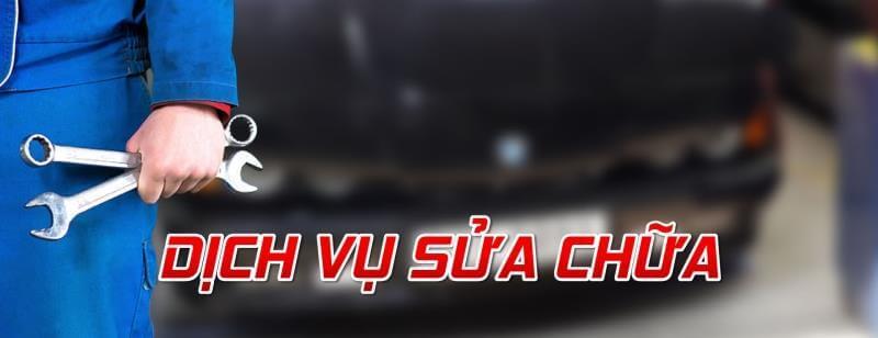 Hãy Đến Với Dịch vụ sửa chữa ôtô uy tín tại Garage Ô Tô Hiệp Cường