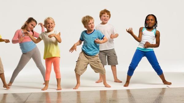 Top 07 Lợi Ích Tuyệt Vời Cho Trẻ Khi Học Nhảy ZUMBA 5