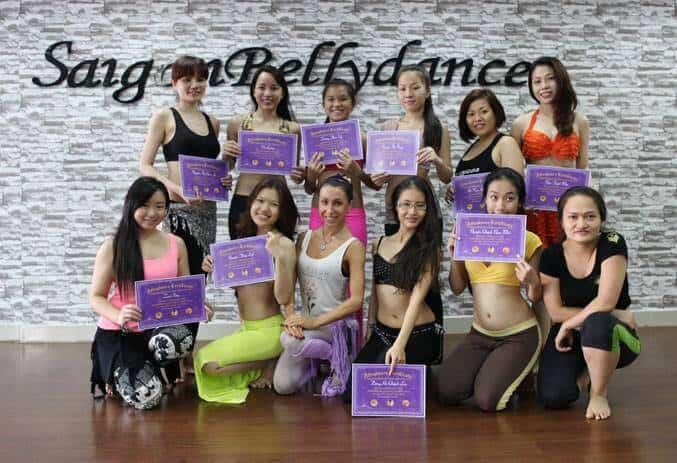 Gợi Ý Top 3 Địa Chỉ Học Belly Dance Có Tiếng Ở Sài Gòn