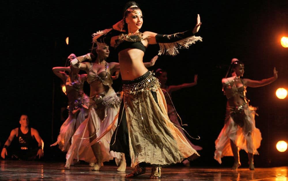 Múa Bụng - Belly Dance Có Nguồn Gốc Từ Đâu