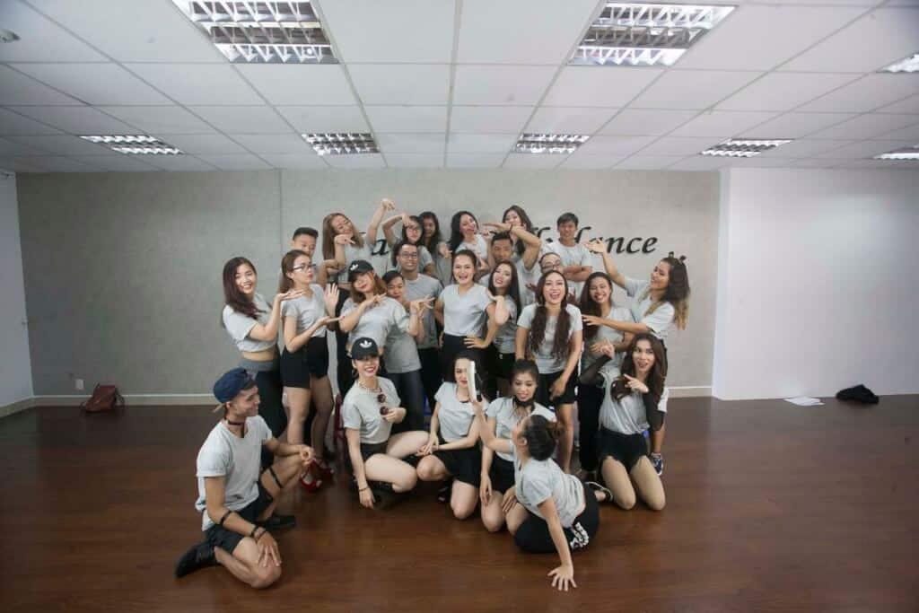 Trung tâm dạy học nhảy múa bụng BellyGirls chuyên nghiệp