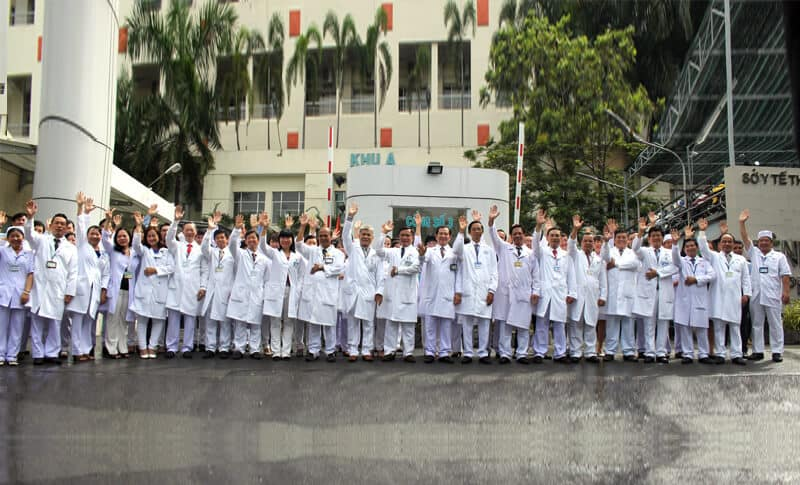 Top 5 Bệnh Viện Được Đánh Giá Tốt Nhất Hồ Chí Minh -  - Bệnh viện đa khoa Hoàn Mỹ Sài Gòn | Bệnh viện Hùng Vương | Bệnh viện Nhân dân 115 23