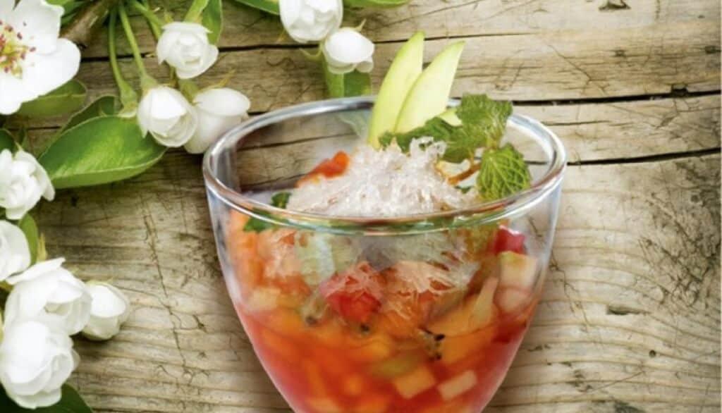 Top 5 Món Ăn Với Yến Sào Cho Những Ngày Nóng Nực Của Sài Gòn -  - Yến Sào 33
