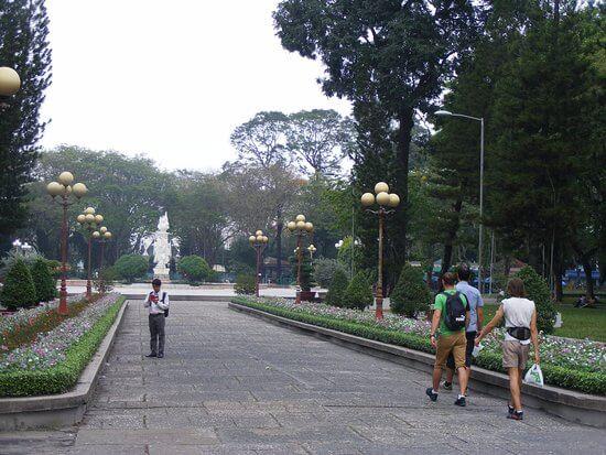 Top 4 Công Viên Là Lá Phổi Xanh Giữa Thành Phố Hồ Chí Minh 12