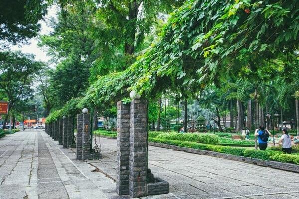 Top 4 Công Viên Là Lá Phổi Xanh Giữa Thành Phố Hồ Chí Minh 1
