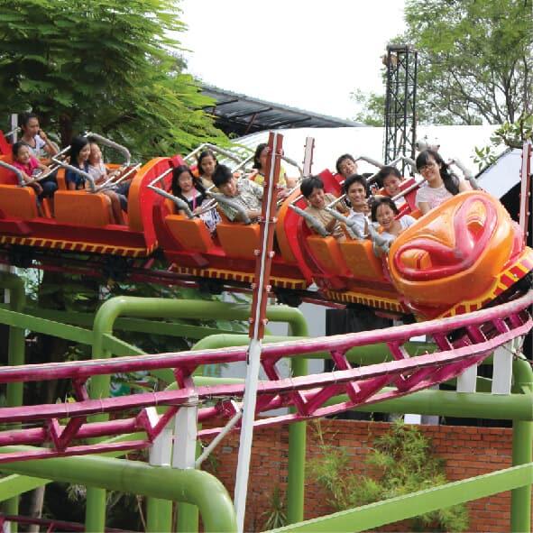 Top 5 Địa Điểm Giải Trí Cho Cả Gia Đình Vui Chơi Vào Cuối Tuần Tại Hồ Chí Minh - - Công viên nước | Family Garden | Just Kidding 47
