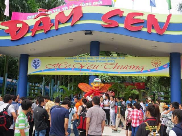 Top 5 Khu Vui Chơi Giải Trí Nổi Tiếng Nhất TP. Hồ Chí Minh - - Bảo tàng tranh 3D Artinus | Công viên Đầm Sen | Công viên giải trí Suối Tiên 35